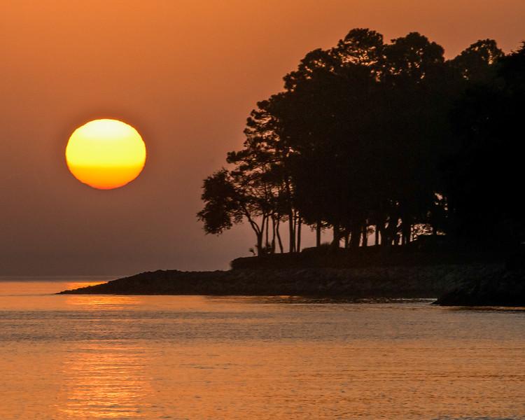Dolphin Head Sunrise