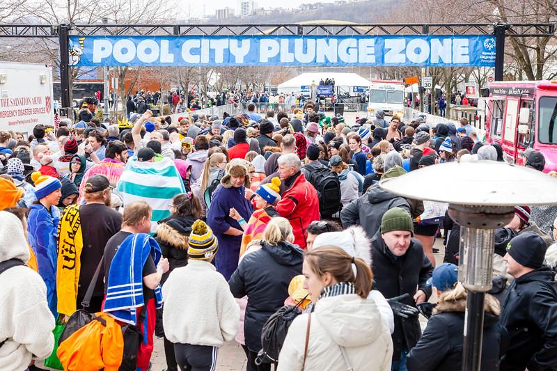 Pittsburgh Polar Plunge 2020