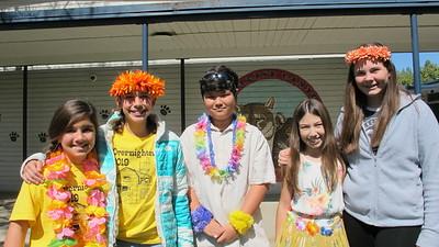 PCY Says Aloha at Final Spirit Rally