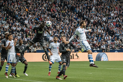 Vancouver Whitecaps Opening Game with Fujifilm X-H1
