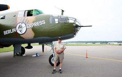EAA at STP B-17 and B-25