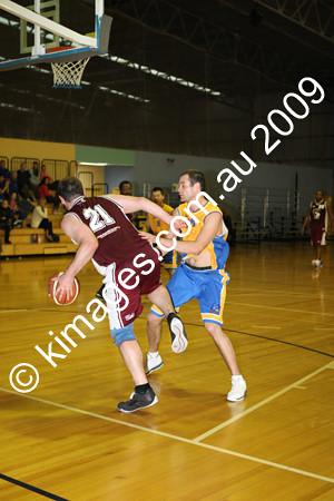 Manly Vs Parramatta 12-7-09