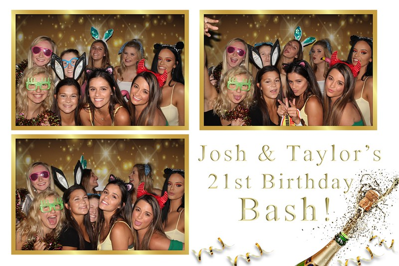 Josh & Taylor's 21st Birthday Bash