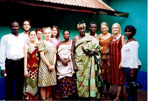 Jessica In Africa