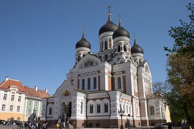 Tallinn, Estonia - May 16th
