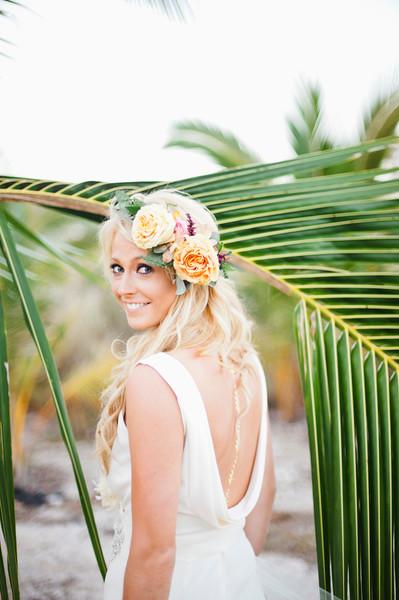 Beth + Tyler Wedding II Kona Hawaii