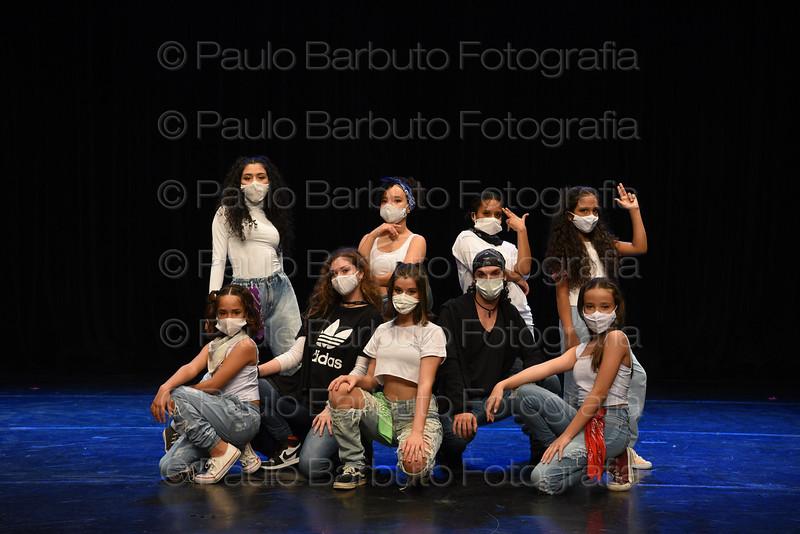 Hip Hop Teen (Profª Caio Rodrigo)
