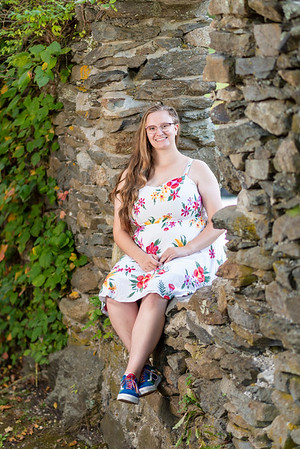 Melissa's Senior Pics