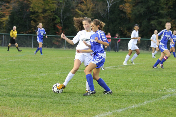 WUHS Girls Soccer vs Mt. Anthony