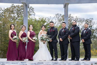 2019-10-25 Adrian & Isabel's Wedding