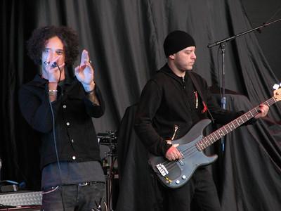 She Wants Revenge and Scissor Sisters - 27 Apr 06 - Shoreline Amphitheatre - Mountainview, CA