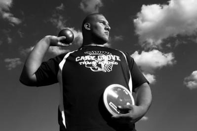 20120607 - Track Athlete Of The Year Josh Freeman (SN)