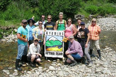 Wyoming Stream Team Workshop 7.14.14