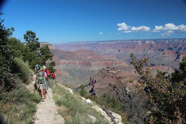 Grand Canyon - Grandview trail