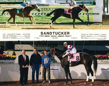 SANDTUCKER - 11/11/1994