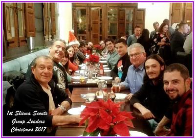 Leaders Christmas Meal 2017