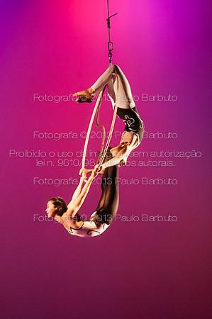 Colcha de Retalhos - Cia Circodança Suzie Bianchi - Circo Outubro 2013