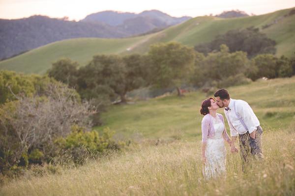 William & Michelle - Wedding
