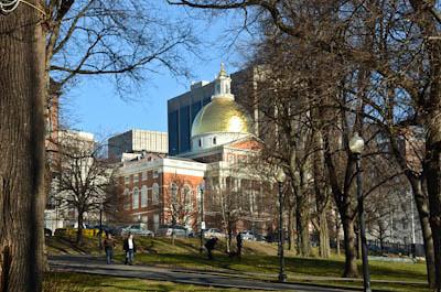 New Year's 2012 Boston MA
