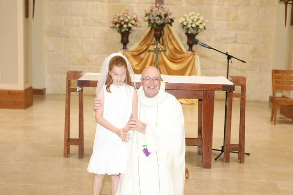 2018 First Holy Communion