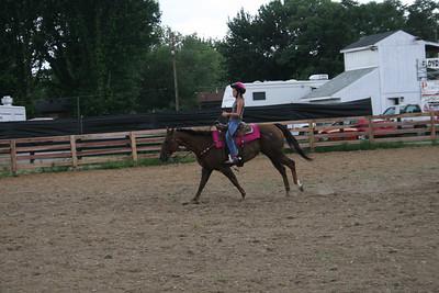 4-H Horses 2007