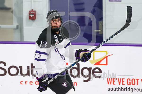 Bentley at Holy Cross (October 20th)