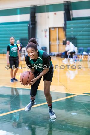 20190118 G Taylor vs Hutto Youth Basketball