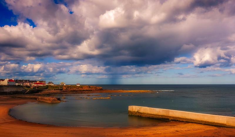 Cullercoates Bay.