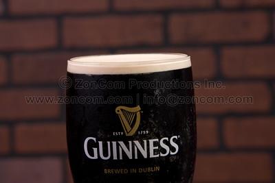 Guinness Shots Raw