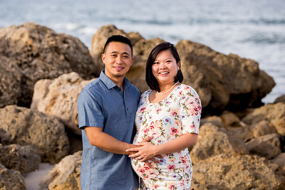 Giang Maternity Session