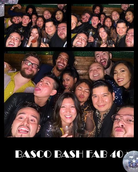 Basco's Bash Fab 40