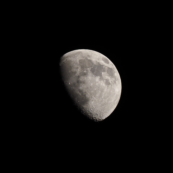 Waxing Gibbous 2nd May 2020