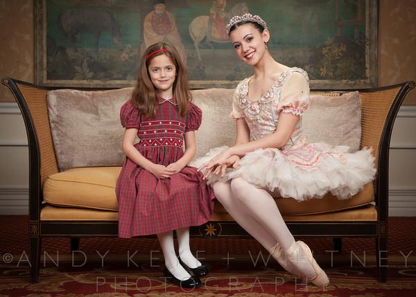 Sugar Plum Fairy Tea - 28 Nov 2012 -  Mansion Hotel