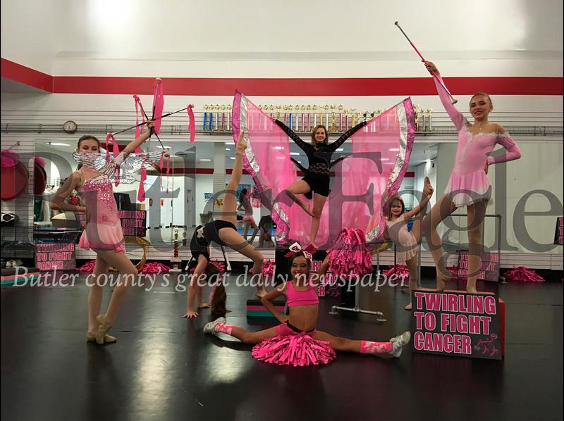 Jen's Academy Dancers