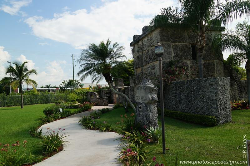 Coral Castle - Miami - 2013