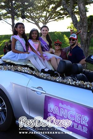 Mililani Holiday Parade (2014)