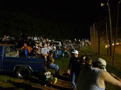 04-23 - Monster Truck Rally at Dixie Speedway - Canton, GA