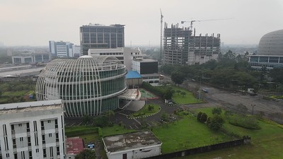 BSD Tangerang.