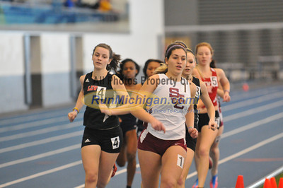 Women's 800 - 2014 GVSU 5-Way Indoor Meet