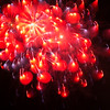 Boston Harbor Firework at Januar 1st 2016