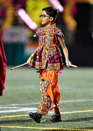 9/14/2019 Mike Orazzi | StaffrAarnau Soni during the Indian festival Navaratri held at Veterans Memorial Stadium in New Britain on Saturday night.r