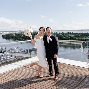 Inra & Andrew   Wedding