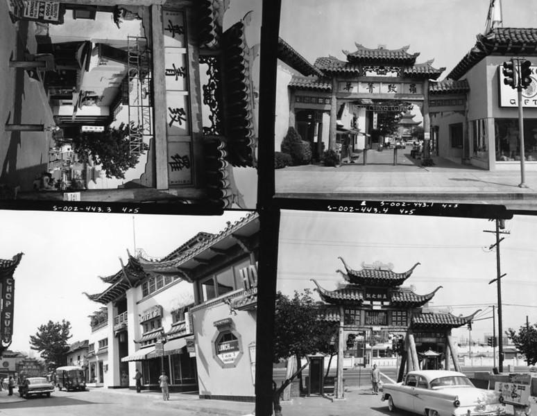 1956, Four Shots