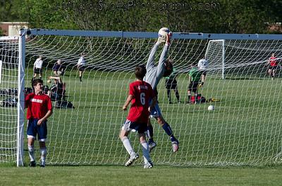 U14 Game  - 5/11/12 vs Copley