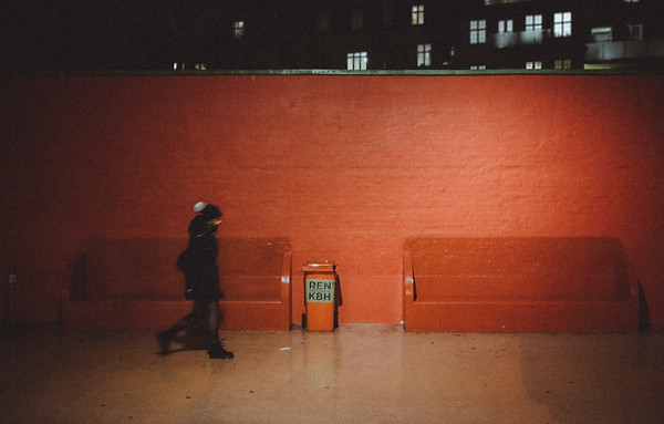 An Evening at the Red Square on Nørrebro