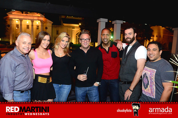 05.06.2015 - Red Martini Wednesdays