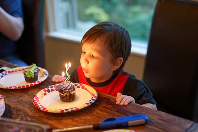 Everett's 3rd Birthday