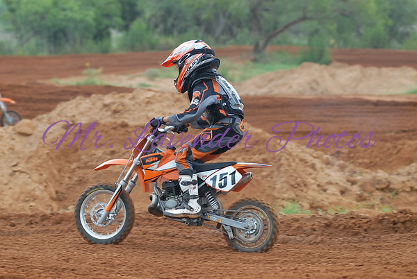 7th Annual Texas Motocross Championship Series Round 5 Cycle Ranch 2008