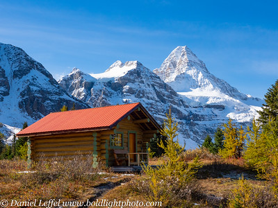 Canadian Rockies & Mt Assineboine