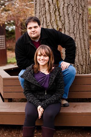 Andrew and Diana Photoshoot - November 2011